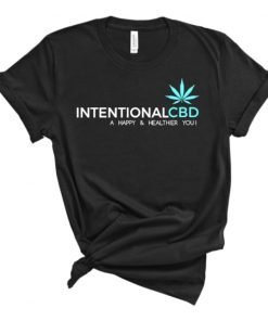ICBD Unisex T-Shirt - Merchandise - Intentional CBD