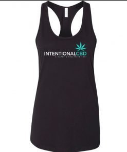 ICBD Merch Women's Racerback Tank