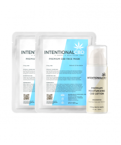 Glow Up Kit - CBD Wellness Gifts & Bundles - Intentional CBD ICBD