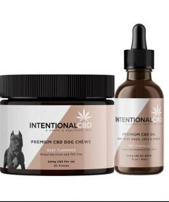 Pet Lovers Bundle CBD Wellness Gifts for Dogs, Cats, and Hourses