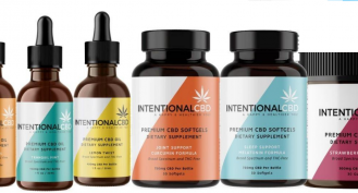 CBD Injestibles - ICBD - Intentional CBD